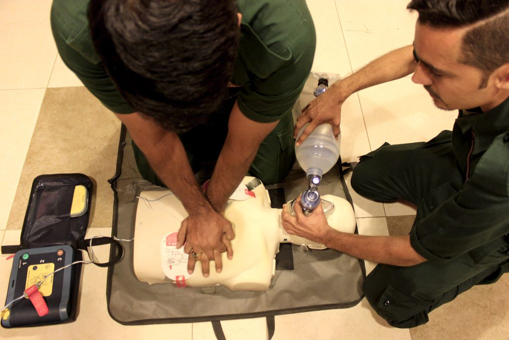 <span>Health Trainings</span>