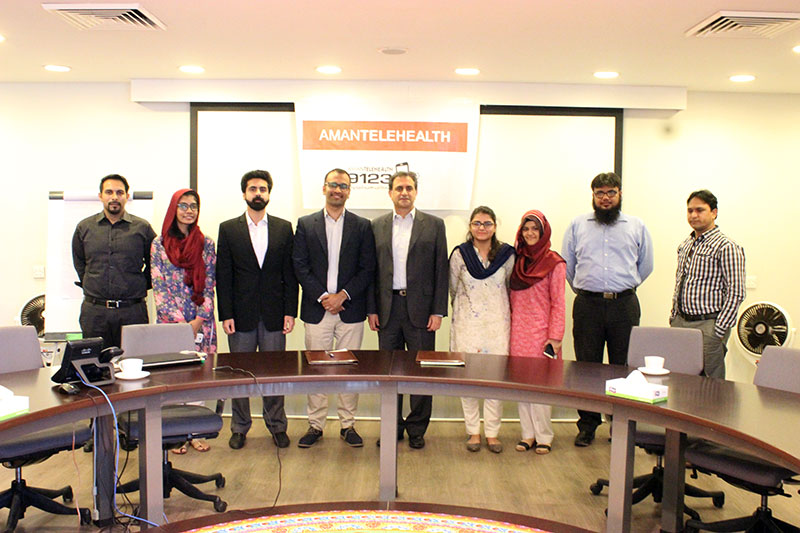 TeleHealth and MyDoctor.pk join hands to digitize healthcare in Sindh